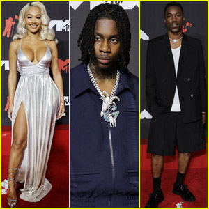 Saweetie, Giveon & Polo G Step Out in Style For the 2021 MTV VMAs Red Carpet