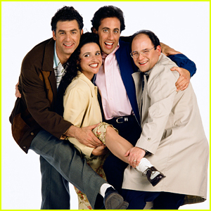 All 180 Episodes of 'Seinfeld' Are Coming to Netflix - Find Out When!