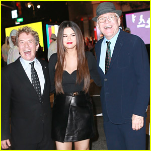 Selena Gomez Dishes On Being Part Of A 'Trio' With Martin Short & Steve Martin
