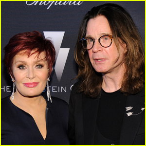 Sharon Osbourne Says She & Husband Ozzy Used to 'Beat the S--t Out of Each Other'
