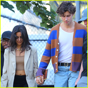 Shawn Mendes & Camila Cabello Hold Hands After Rehearsals For Global Citizen Live