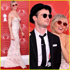 Sienna Miller Supports Ex Tom Sturridge at Tony Awards 2020!