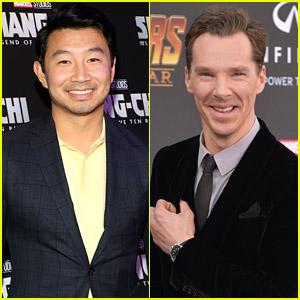 Simu Liu Recalls His Starstruck Moment With Benedict Cumberbatch