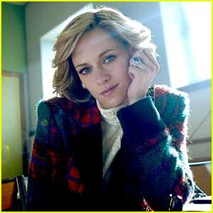 Kristen Stewart as Princess Diana in 'Spencer' - Full Length Trailer Released!