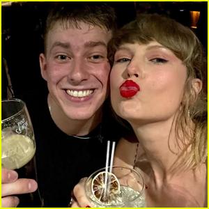 Taylor Swift Sweetly Surprises Belfast Bar & Restaurant Staffers While Visiting Boyfriend Joe Alwyn