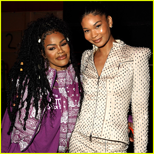 Teyana Taylor Gets Support from Celeb Friends at Her NYFW Show