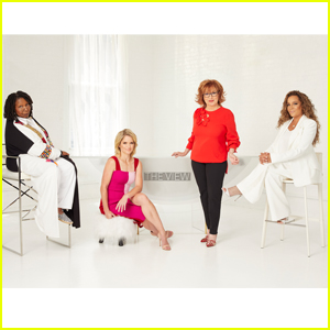 An Unexpected Moment Goes Down Live on 'The View'