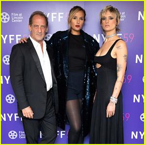 'Titane' Director Julia Ducournau Brings Stars Agathe Rousselle & Vincent Lindon to NYC