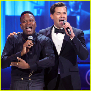 Tituss Burgess & Andrew Rannells Perform 'It Takes Two' from 'Into the Woods' at Tony Awards 2020 - Watch!
