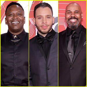 Tituss Burgess & Robin De Jesus Hit Up The Tony Awards 2020