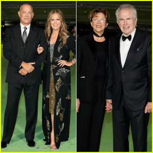 Tom Hanks & Annette Bening are Honored at Academy Museum of Motion Pictures Opening Gala