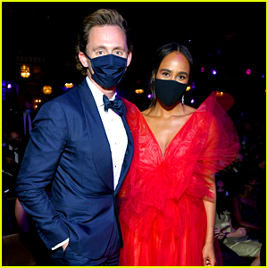 Tom Hiddleston & Zawe Ashton Pose Together for First Time as a Couple!
