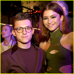 Zendaya Responds to Tom Holland's Birthday Note with a Message (& A Heart Emoji!)