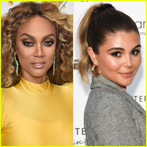 Tyra Banks Defends Olivia Jade Being Cast on 'Dancing with the Stars'