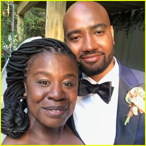 Uzo Aduba & Filmmaker Robert Sweeting Secretly Got Married a Year Ago!