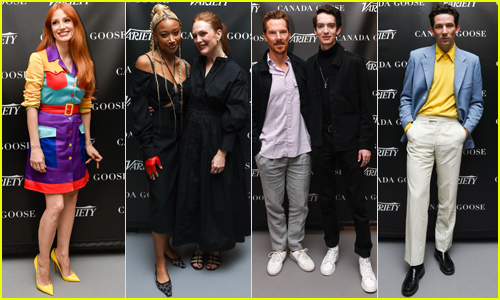 So Many Stars Stopped By Variety's Studio at TIFF Including Benedict Cumberbatch, Kodi Smit-McPhee & More!