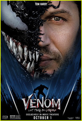 New Character Posters Released for 'Venom' Sequel Starring Tom Hardy!