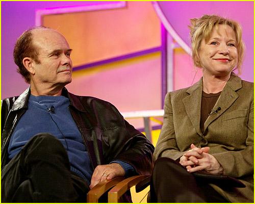 Kurtwood Smith and Debra Jo Rupp
