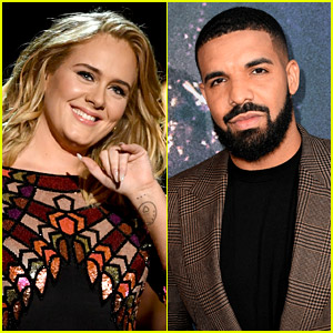 Adele Says She Played New Album For Drake A Year Ago, Talks About Their Friendship