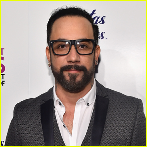 AJ McLean Debuts Clean Shaven Face & He Looks Totally Different!
