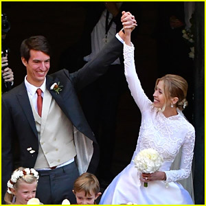 Alexandre Arnault, Son of the Third Richest Person in the World, Got Married This Weekend - See Wedding Photos!