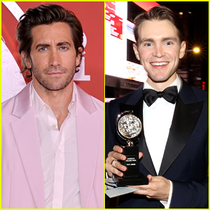 Jake Gyllenhaal Reveals His Cool Connection to Andrew Burnap, the Actor Who Beat Him at the Tony Awards