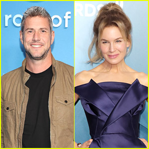 Ant Anstead Weighs In On Possibility Of Girlfriend Renee Zellweger Moving In With Him