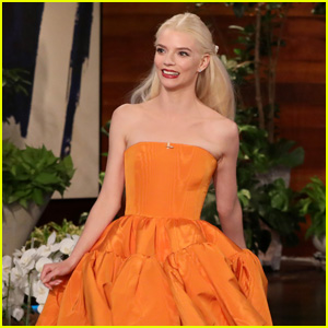 Anya Taylor-Joy Explains Why She Was Wrestling in Jell-O in a Tigger Onesie