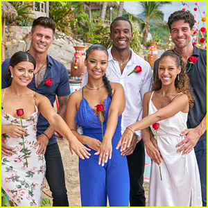 Three Couples Get Engaged On 'Bachelor In Paradise' Finale!