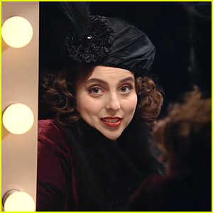 'Hello, Gorgeous!': Watch Beanie Feldstein in the First 'Funny Girl' Commercial!