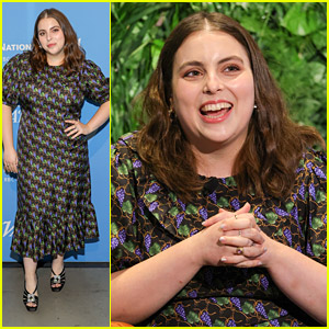 Beanie Feldstein Dishes On Her 'Funny Girl' Role During Variety's Legit Event