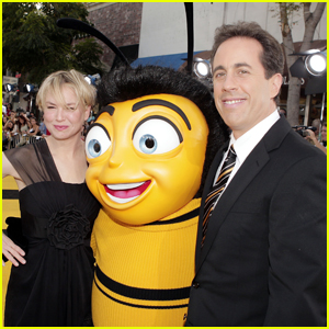 Jerry Seinfeld Apologizes for 'Sexual' Undertones of 'Bee Movie'