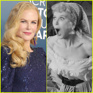Nicole Kidman Transforms Into Lucille Ball for 'Being the Ricardos' Trailer - Watch Now!