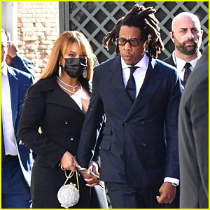 Beyonce & Jay-Z Spotted Attending a Wedding in Italy (Photos)