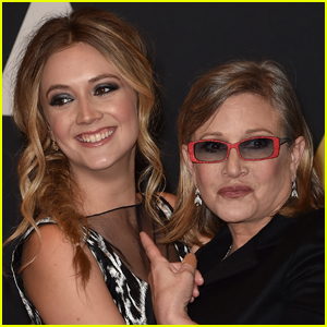 Billie Lourd Says Early Relationship with Mom Carrie Fisher Taught Her 'What Not to Do' with Son Kingston
