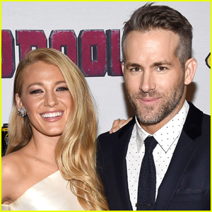 Blake Lively Trolls Ryan Reynolds After He Announces His 'Sabbatical from Movie Making'
