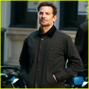 Bradley Cooper Kicks Off His Morning with Walk Around the Neighborhood