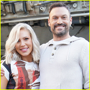 Brian Austin Green Says He's So 'Lucky' While Celebrating One Year Anniversary with Girlfriend Sharna Burgess