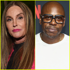 Caitlyn Jenner Supports Dave Chappelle After He Made Transphobic Remarks in Netflix Special