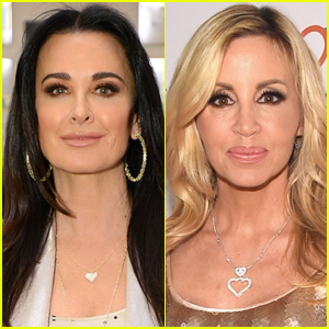 Camille Grammer Claims Kyle Richards Told Her in 2019 That Tom Girardi 'Was in Trouble'