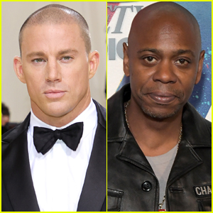 Channing Tatum Weighs In On Dave Chappelle's 'The Closer' Controversy