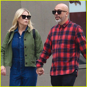 Chelsea Handler & Boyfriend Jo Koy Hold Hands While Out In Tribeca Together