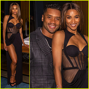 Ciara Celebrates Her New Rum Business Venture with Husband Russell Wilson in Seattle