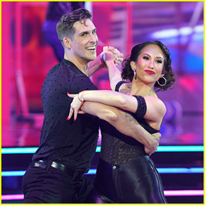 Cody Rigsby & Cheryl Burke Prove They Surely 'Go Together' During 'DWTS' Grease Night! (Video)