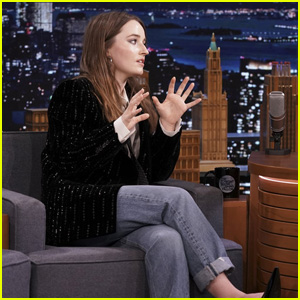 Kaitlyn Dever Is Trying to Come Up With a New Band Name With Her Sister