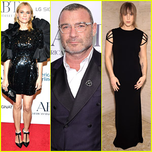 Diane Kruger, Tommy Dorfman & Liev Schreiber Step Out For American Ballet Theatre's Fall Gala 2021
