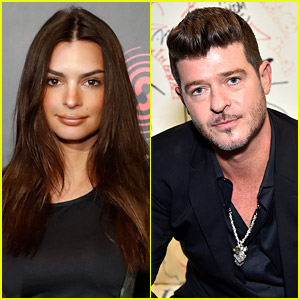 Emily Ratajkowski Comes Forward with Allegation Against Robin Thicke
