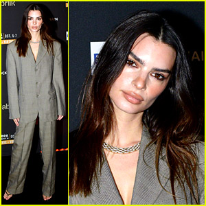 Emily Ratajkowski Makes Public Appearance After Bravely Coming Forward with Her Robin Thicke Story