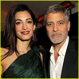 George Clooney Won't Let Amal Watch One of His Films - Find Out Which!