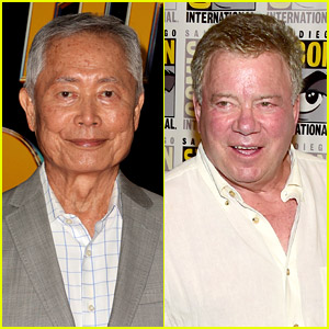 Star Trek's George Takei Disses Former Co-Star William Shatner Over His Trip to Space